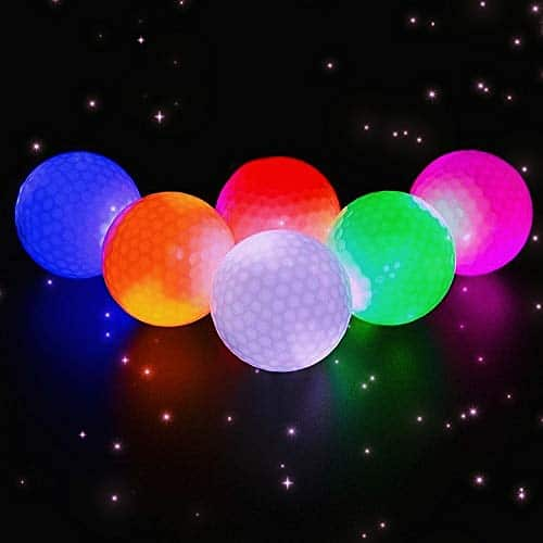 Shlia Golf Light Ball (6 Pcs)