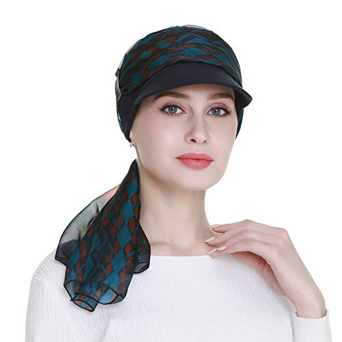 Newsboy Cap for Women Chemo Headwear