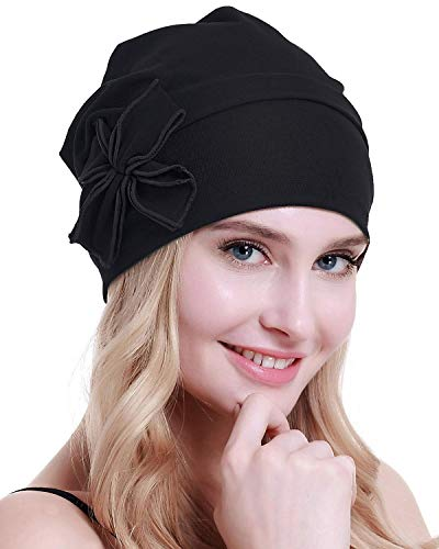 osvyo Cotton Chemo Turbans Headwear Beanie Hat Cap